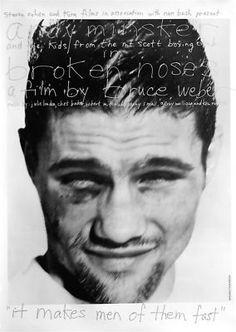 Andy-Broken Noses 1987; Bruce Webber