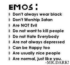Emo Quotes. QuotesGram