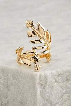 Versona feather wrap around ring #Versona