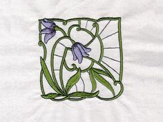 Lily Blocks Machine Embroidery Designs http://www.designsbysick.com/details/lilyblock