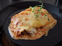 LCHF-lasagne © Hanna Stolt