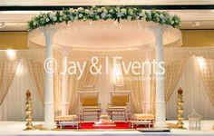 Madhavi Mandap Indian Wedding Decorations, Table Decorations, Wedding Mandap, Wedding Stuff, Reception, Inspiration, Home Decor, Biblical Inspiration, Decoration Home
