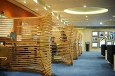Barclays Banks Office, Best Bank, Divider, Offices, Furniture, Home Decor, Decoration Home, Room Decor, Home Furnishings