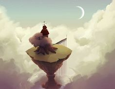 800x623_3540_The_island_2d_landscape_moon_clouds_sky_trees_house_island_high_fantasy_picture_image_digital_art.jpg (800×623)