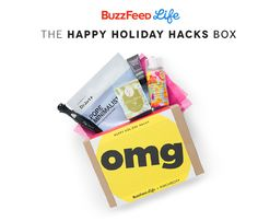 Love these beauty hacks? BuzzFeed and Birchbox have teamed up to bring you this amazing Happy Holiday Hacks Box. Click here to learn more! | 44 Lazy Girl Beauty Hacks To Try Right Now