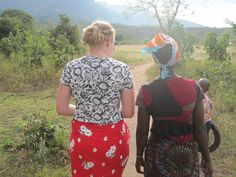 A walk into the village of Kapenta was a common occurrence growing up in the Rukwa Valley. Most of the time it was to visit our friends that lived there, and doing this happened more often as I ent…