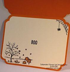 Stampin Up Happy Scenes Stamp Set