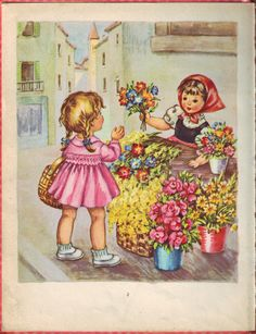 Piccoli Editions » Flowers and kiddies