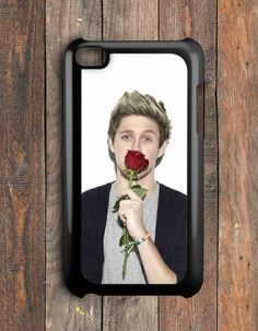Niall Horan Red Rose iPod Touch 4 Case