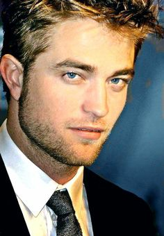 Robert Pattinson....practically perfect in every way. :-)