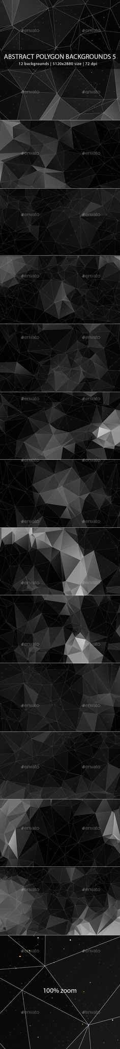 Abstract Polygon Backgrounds #design Download: http://graphicriver.net/item/abstract-polygon-backgrounds-5/9896263?ref=ksioks