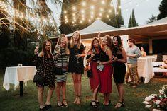Lena Polzin, Sophia Pezold, Vanessa Vicente und Thessa Heyne bei der Zankyou-10-Jahres-Party! #zankyou #zankyouweddings Partys, Events, Dresses, Fashion, 10 Years, Weddings, Vestidos, Moda, Fashion Styles