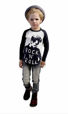 Rock Your Baby Rock N Roll Tee