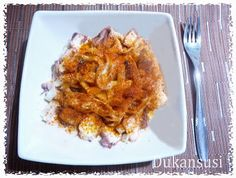 Discover recipes, home ideas, style inspiration and other ideas to try. Recetas Light, Dukan Diet, Lchf, Risotto, Macaroni And Cheese, Pasta, Chicken, Meat, Cooking