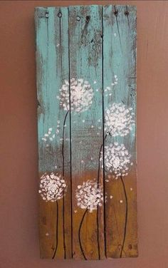 Ideas For Barn Wood Signs Decor Pallet Art Barn Wood Projects, Reclaimed Wood Projects, Pallet Projects, Wooden Pallet Art Ideas, Salvaged Wood, Art Projects, Wood Ideas, Barn Wood Crafts, Reclaimed Wood Signs