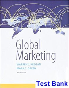 Solution manual for financial accounting 9th edition by harrison test bank for global marketing 9th edition by keegan ibsn 9780134472461 fandeluxe Image collections