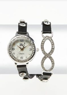 Infinity Wrap Watch | Watches | rue21