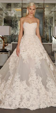 Romona Keveza Fall 2015 Bridal Collection | bellethemagazine.com