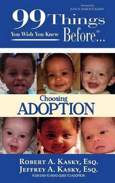 99 Things You Wish You Knew Before Choosing #Adoption Review