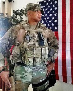 United States Army, MDARNG, Medical Instructor, EMT, NREMT, Operator, Paramedic, Combat Medic, OCP, AR500ARMOUR Tactical Plate Carrier, Gerber knife, Sog knife, Surefire flashlight, Firstlight tactical flashlight, Beretta 9mm, USA, American Flag, Doc, Medic.