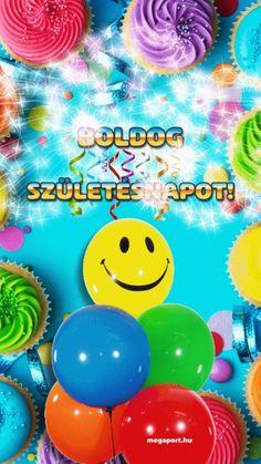 Tag születésnapot | Címke születésnapot - Megaport Media Share Pictures, Animated Gifs, Name Day, Birthday Cake, Happy, Birthday Cakes, Ser Feliz, Happiness, Cake Birthday
