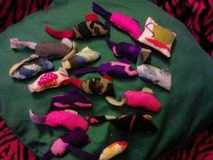 homemade cat nap cat toys