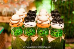 Mickey Mouse / Minnie Mouse Birthday Party Ideas | Photo 1 of 33 | Catch My Party