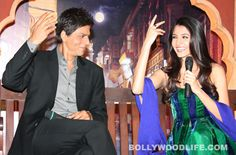 Shahrukh Khan and Anuskha Sharma - they should do a lot of movies together. . they make a great pair !