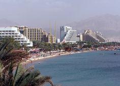 Eilat veut devenir la riviera de la mer rouge. #eilat #israel #tourisme