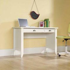 Sauder Shoal Creek Computer Desk in Multiple Colors - Walmart.com