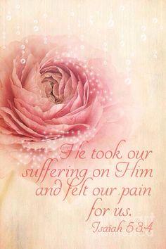 Isiah 53:4