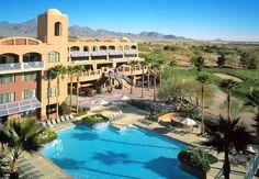 Simplemente un oasis en el medio del desierto. #ViajeGenial #Arizona Scottsdale Marriott at McDowell Mountains