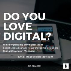 Email me if you're in the LA area and just LOVE digital. I'm hiring a while new digital team! @cre8tiveimpact #CIAadv #creativeimpactagency #cre8tiveimpact #job #newjob #digital