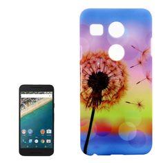 [$0.98] Orange Dandelion Pattern PC Protective Case for Google Nexus 5X