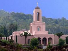 Newport Beach, California LDS Temple. One of my favorites. So beautiful inside. Paintings of the Beach on the walls.