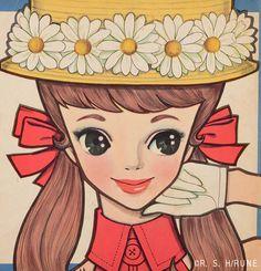 Feh Yes Vintage Manga Vintage Comics, Vintage Art, Kawaii Art, Famous Artists, Shoujo, Runes, Art Inspo, Art Museum, Manga