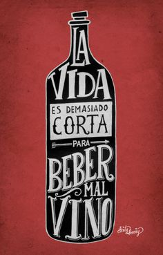 Dirty Harry - La vida es corta buen vino