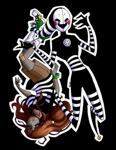 Human Puppet, Marionette Fnaf, Fnaf Cosplay, Freddy 's, Puppet Crafts, Fnaf Drawings, Sister Location, Stay Calm, Good Wife