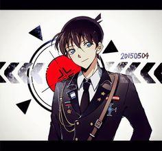 Shinichi ngầu quá đi ♥