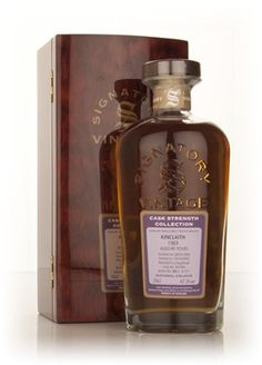 Kinclaith 40 Year Old 1969 (cask 301445) - Cask Strength Collection (Signatory) - Master of Malt