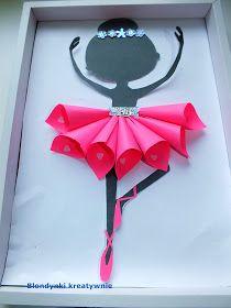 Kwiaty z papieru 3D | Blondynki kreatywnie