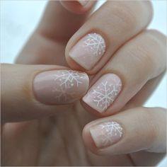 100 Delicate Wedding Nail Designs
