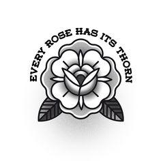 55 Trendy ideas flowers tattoo old school flash art Flash Art Tattoos, Tattoos 3d, Botanisches Tattoo, Name Tattoos, Flower Tattoos, Small Tattoos, Sleeve Tattoos, Cool Tattoos, Watch Tattoos