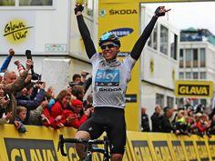 75. Tour of Norway - Stage 4: Hamar - Lillehammer [19/05/2012] Edvald Boasson Hagen