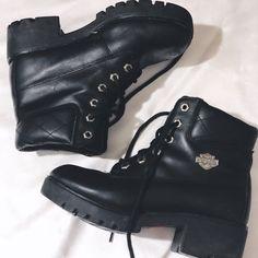 36a547f4e7aa5 SIZE:6.5 $40 Harley Davidson Motorcycle Boots, Harley Davidson Merchandise,  Bad Boys,