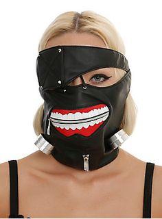 Kaneki Ken mask. NEED. // Tokyo Ghoul Kaneki Ken Cosplay Mask
