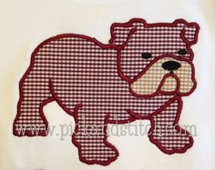 2x4 Tigers Color Choice Mascot//Team Name Iron on Applique//Embroidered Patch