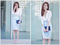 Học hỏi gu street style đẳng cấp của Hoàng Thùy Linh. Thời Trang Models - XãLuận.com Tin Nóng