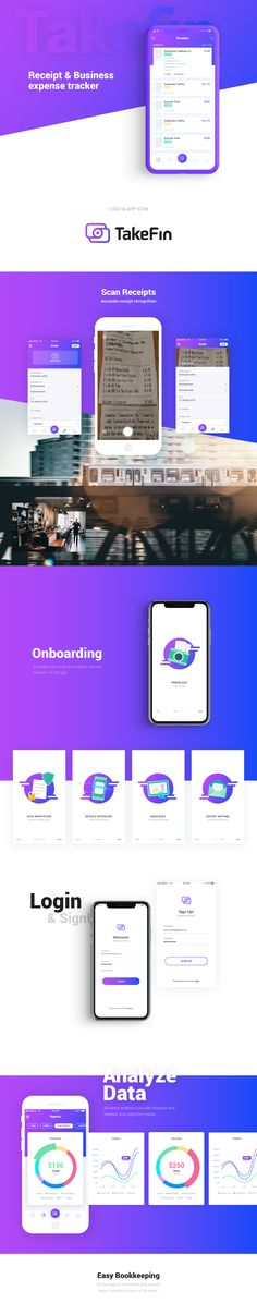 "Check out this @Behance project: ""TakeFin Mobile App"" https://www.behance.net/gallery/62909771/TakeFin-Mobile-App"