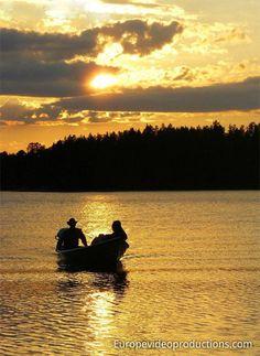 Finnland – Land der tausend Seenlandschaft
